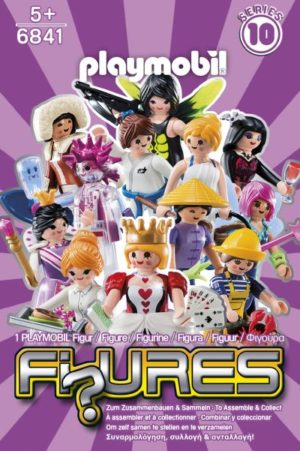 Playmobil Figure Girls 10 (6841)