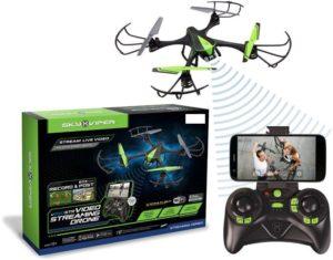 SR Sky Viper Τηλεκατευθυνόμενο Quadcopter Video Streaming (1526)