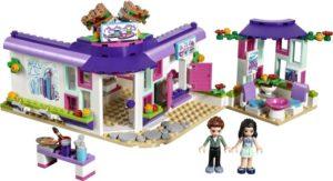 LEGO Friends Emma's Art Cafe (41336)