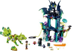 LEGO Elves Noctura's Tower & The Earth Fox Rescue (41194)