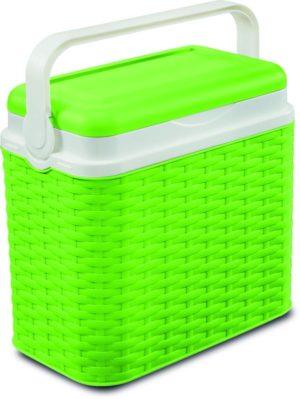 Adriatic Φορητό Ψυγείο Midollino 10lt-Green (8122)