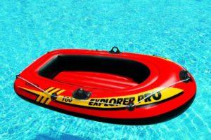 Intex Βάρκα 1 Ατόμου Explorer Pro 100 (58355NP)