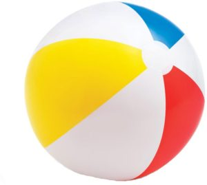 Intex Μπάλα Θαλάσσης Glossy (59020NP)