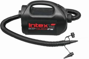 Intex Τρόμπα Ηλεκτρική Quick Fill High PSI (68609)