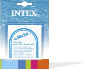 Intex Repair Patches-Μπαλώματα (59631NP)