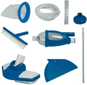 Intex Σετ Καθαρισμού Πισίνας Deluxe (28003)