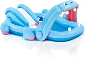 Intex Πισίνα Hippo Play Center 221x188x86cm (57150NP)