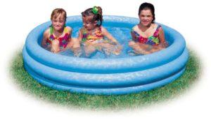 Intex Πισίνα Crystal Blue Pool-147x33cm (58426NP)