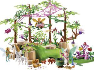 Playmobil Mαγεμένο Νεραϊδοδάσος (9132)