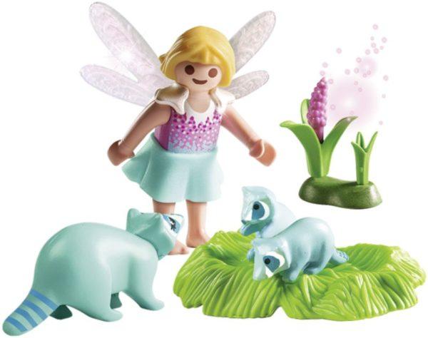 Playmobil Mικρή Νεράιδα Με Ρακούν (9139)