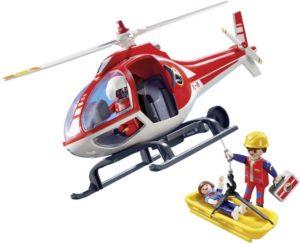 Playmobil Ελικόπτερο Διάσωσης Ορειβατών (9127)