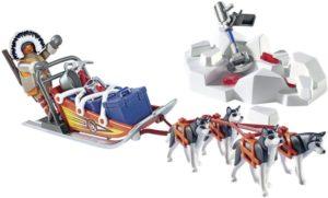 Playmobil Έλκηθρο Με Σκυλιά Χάσκυ (9057)