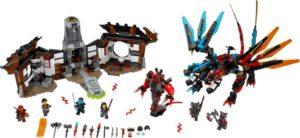 LEGO Ninjago Dragon's Forge (70627)