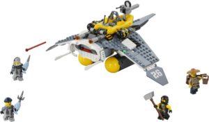 LEGO Ninjago Manta Ray Bomber (70609)
