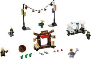 LEGO Ninjago City Chase (70607)