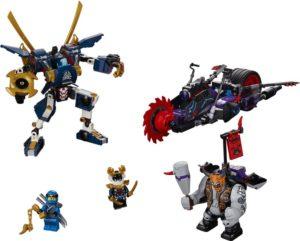 LEGO Ninjago Killow vs. Samurai X (70642)