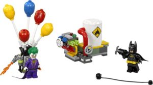 LEGO Batman Movie The Joker Balloon Escape (70900)