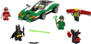 LEGO Batman Movie The Riddler Riddle Racer (70903)