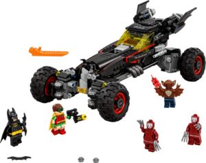 LEGO Batman Movie The Batmobile (70905)