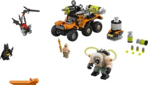LEGO Batman Movie Bane Toxic Truck Attack (70914)