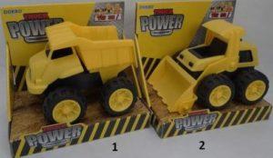 BW F/W Όχημα Construction Truck - 2 Σχέδια (34000)