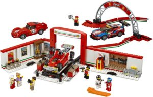LEGO Speed Champions Ferrari Ultimate Garage (75889)