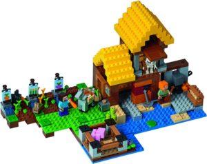 LEGO Minecraft The Farm Cottage (21144)