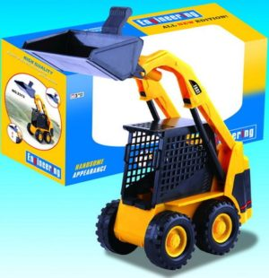 BW F/P Bobcat Construction Truck (2313)