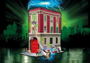 Playmobil Ghostbusters Αρχηγείο (9219)