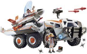 Playmobil Θωρακισμένο Όχημα Της Spy Team (9255)