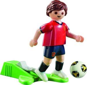 Playmobil FIFA 2018 Ποδοσφαιριστής Ισπανίας (9517)