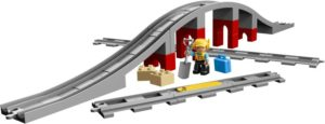 LEGO Duplo Train Bridge and Tracks (10872)