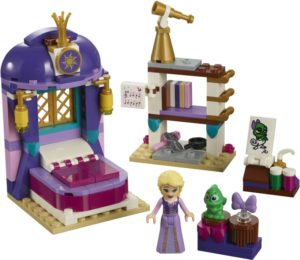 LEGO Disney Princess Rapunzel's Castle Bedroom (41156)