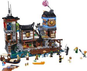 LEGO Ninjago City Docks (70657)