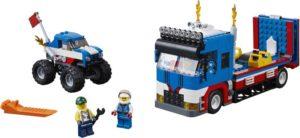 LEGO Creator Mobile Stunt Show (31085)