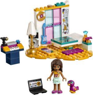 LEGO Friends Andrea's Bedroom (41341)