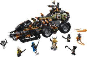 LEGO Ninjago Dieselnaut (70654)