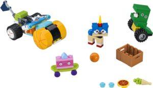 LEGO Unikitty Prince Puppycorn Trike (41452)