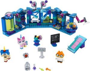 LEGO Unikitty Dr. Fox Laboratory (41454)