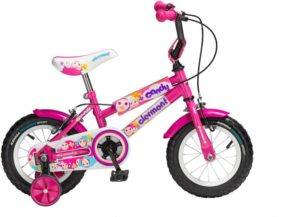 Clermont Ποδήλατο 12'' Candy-Φουξ (305-ΦΟΥΞ)