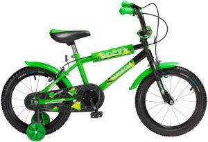 Clermont Ποδήλατο 12'' Rocky-Πράσινο (304-ΠΡΑΣΙΝΟ)