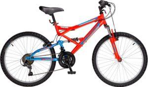 Clermont Ποδήλατο 26'' Pamir Shimano-Κόκκινο (984-ΚΟΚΚΙΝΟ)