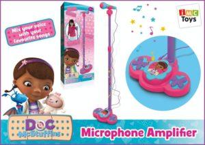 Imc Disney Doc McStuffins Μικρόφωνο (855021)