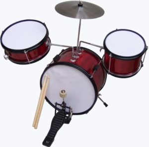 Kansas Drum Set Professional (DS-3MB)