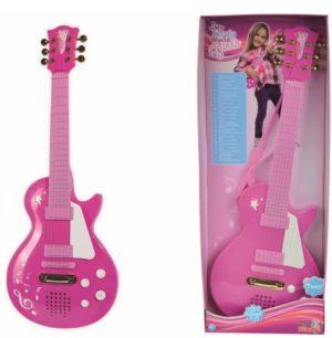Simba My Music World Κιθάρα Girls Rock B/O 56cm (6830693)