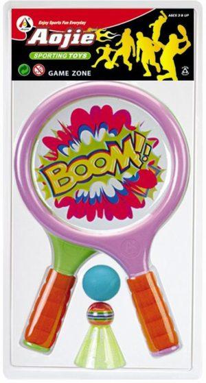 BW AJ Ρακέτες Boom (AJ1014RK)