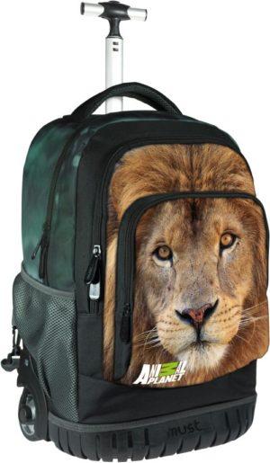 Animal Planet Lion Σακίδιο Trolley (0570627)