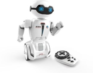 Silverlit Τηλεκατευθυνόμενο Robot Macrobot (7530-88045)