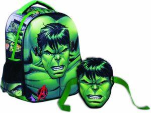 Avengers Σακίδιο Νηπιαγωγείου-3 Σχέδια (337-23054)