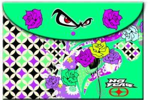 No Fear Color Roses Φάκελος Κουμπί (347-03580)